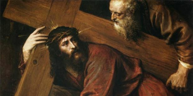Où est passée la croix de Jésus ?